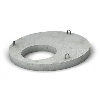 Плита перекриття колодязя ПП 20-1