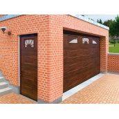 Секционные гаражные ворота 40 мм