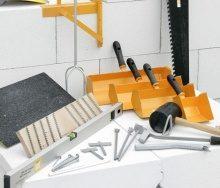 7 инструментов для газобетона всегда в наличии!
