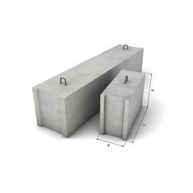 Блок фундамента ФБС 24-4-6Т