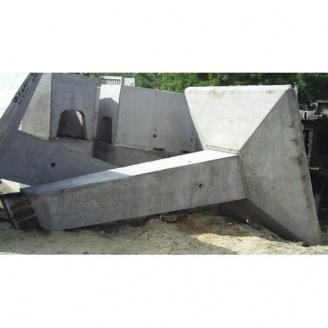 Фундамент под анкерно-угловые опоры воздушных ЛЭП 750 кВ НФ-1