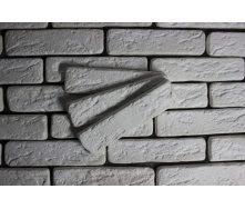 Декоративна плитка 3D KoR Римська гіпсова біла