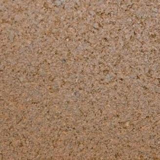 Тротуарная плитка Золотой Мандарин Плац Антик 160х60 мм на сером цементе персиковый