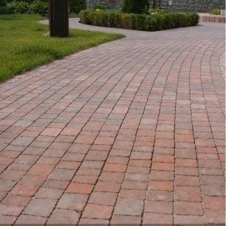 Тротуарна плитка Золотий Мандарин Креатив 60 мм болонья