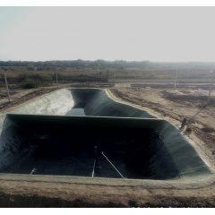 Гидроизоляция открытых и закрытых резервуаров для накопления води ,пожарные  резервуары