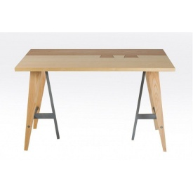 Обеденный стол Лофт Дублин 1200х750х750 мм нераскладной
