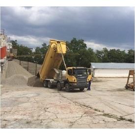 Доставка песка навалом