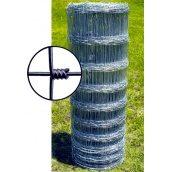 Шарнирная сетка оцинкованная 125х13х15 см 50 м