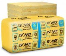 Мінеральна вата ISOVER Скатна покрівля -100 7,14 м2