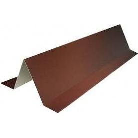 Снігозатримувач металевий оцинкований 0,45 мм 2 м