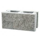 Забірний блок Континент колотий сухопрессованный 39х14х18,8 см