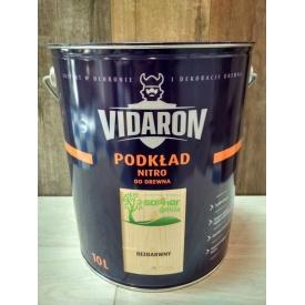Ґрунтувальний нітролак Vidaron Podklad Nitro 10 л