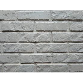 Гіпсовий цегла СТАРА ПРАГА 8x24,5x1,5 см біла