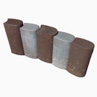 Столбик бетонный сухопрессованный круглый 25 см