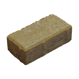 Тротуарна плитка Цеглинка бетонна сухопресована 4,5 см
