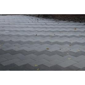 Тротуарная плитка Сити бетонная сухопрессованная 8 см