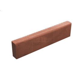 Бордюр тротуарный бетонный сухопрессованный 100х20х8 см