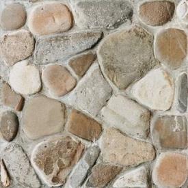 Підлогова плитка Lasselsberger Pebbles Beige-Grey 333x333x8 мм (DAR3B702)
