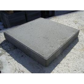 Плита тротуарная 7к.6 750х750х60 мм