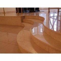 Изготовление лестниц из мрамора