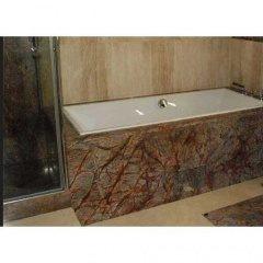 Облицовка ванной натуральным камнем