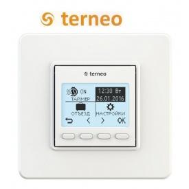 Терморегулятор для теплого пола Terneo PRO программируемый Слоновая кость