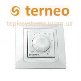 Терморегулятор Terneo rol unic для обогревателей белый