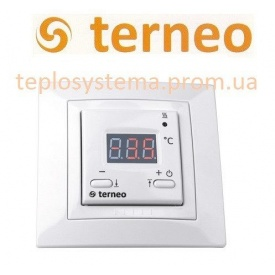 Терморегулятор для cнеготаяния Terneo kt unic белый