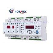 Послідовно-комбінаційний таймер ТК 415 Новатек-Електро