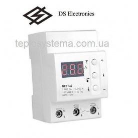Реле контроля тока RET I32 DS Electronics