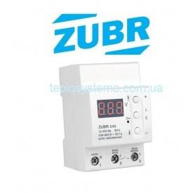 Реле контролю напруги ZUBR D63 DS Electronics