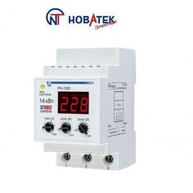 Реле контроля напряжения РН-163Т 63А Volt Control Новатек-Электро