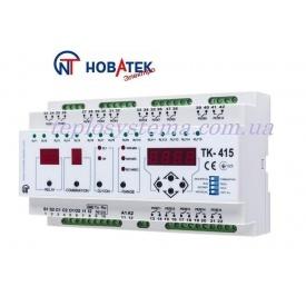 Последовательно-комбинационный таймер ТК 415 Новатек-Электро