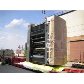 Транспортировка грузов тралом