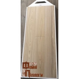 Масивная доска Ясень пестрый Файні підлоги сорт 1, 22x140x500 мм