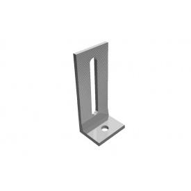 Кронштейн алюминивый Termico для солнечных панелей