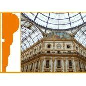Фасаднный декор обрамление Sangallo Милан 50х180 мм