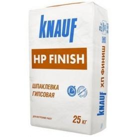 Шпаклевка гипсовая Knauf Finish 25 кг