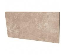 Клінкерна підсходинки Paradyz Viano beige struktura 14,8x30 см