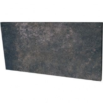 Клінкерна підсходинки Paradyz Viano antracite struktura 14,8x30 см