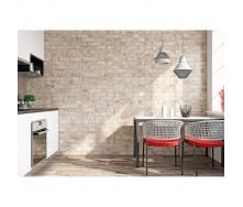 Керамограніт універсальний Zeus Ceramica Brickstone 600х300 мм beige (ZNXBS3)