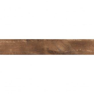 Керамогранит напольный Zeus Ceramica Chalet 900х150 мм brown (ZZXCH6R)