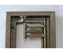Люк-невидимка ревизионный под плитку со сдвижной дверцей 400х300 мм