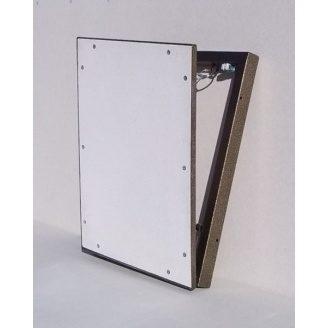 Ревизионный люк-невидимка откидные со съемной дверцей 200х200 мм