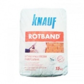 Штукатурка гіпсова універсальна KNAUF Rotband 15 кг