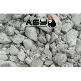 Дроблений щебінь з бетону фракція 0-80