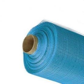 Сітка штукатурна фасадна Budowa 145 г/м2 5х5 мм 50 м синя