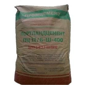 Цемент Промцемент ШПЦ 3/А-Ш марка 400 25 кг