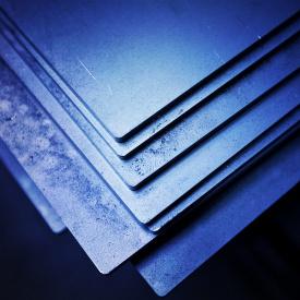 Лист гарячекатаний сталевий 10х1500х6000 мм