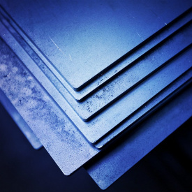 Лист гарячекатаний сталевий 6,0х1500х6000 мм